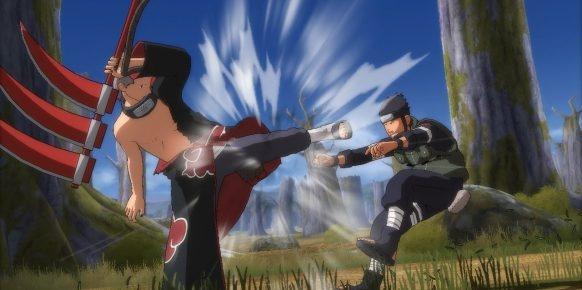 Los modos on-line de Naruto Shippuden: Ultimate Ninja Storm 2 detallados Naruto23