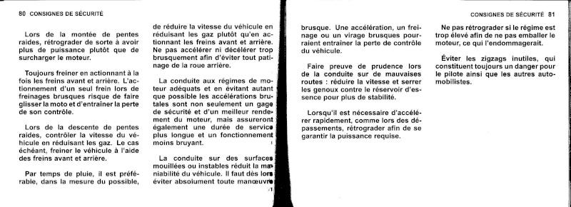 manuel du propriétaire zx6r 2009 / 2010 4110