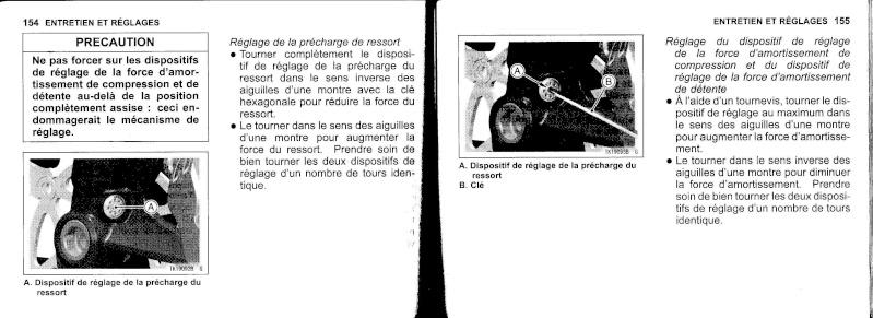 manuel du propriétaire zx6r 2009 / 2010 7810