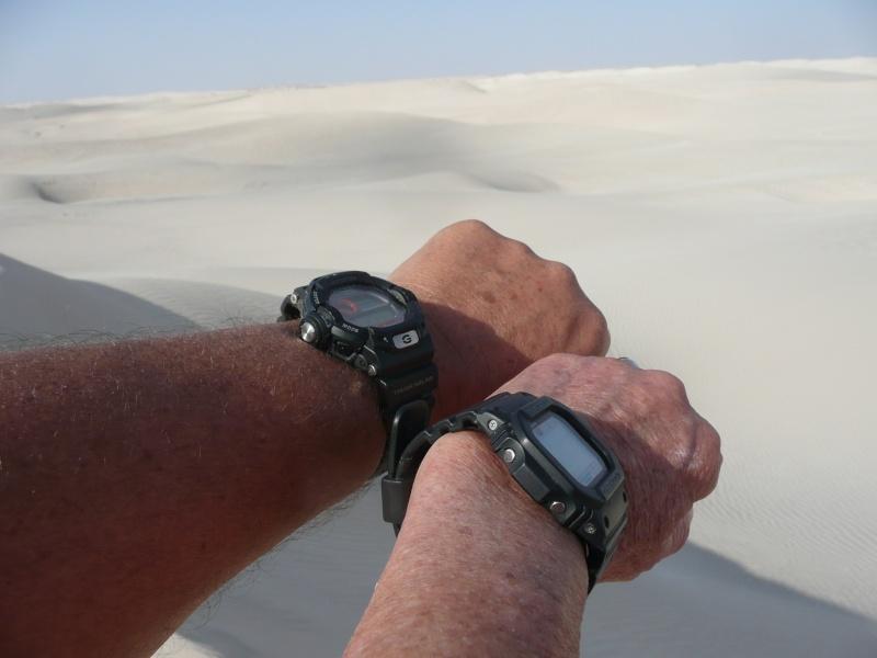 pas privées de desert...!! Oman2011