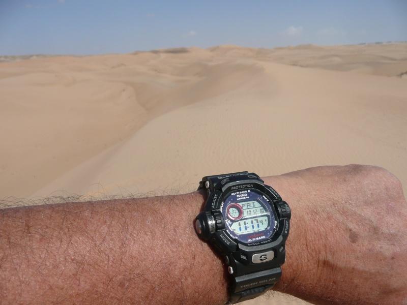 pas privées de desert...!! Oman2012