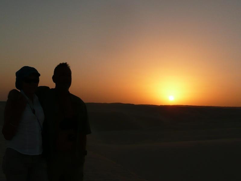 pas privées de desert...!! Oman2013