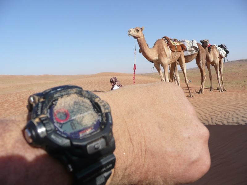 pas privées de desert...!! Oman2016