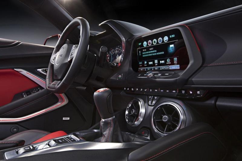 [Chevrolet] Camaro 2016 2016-c12