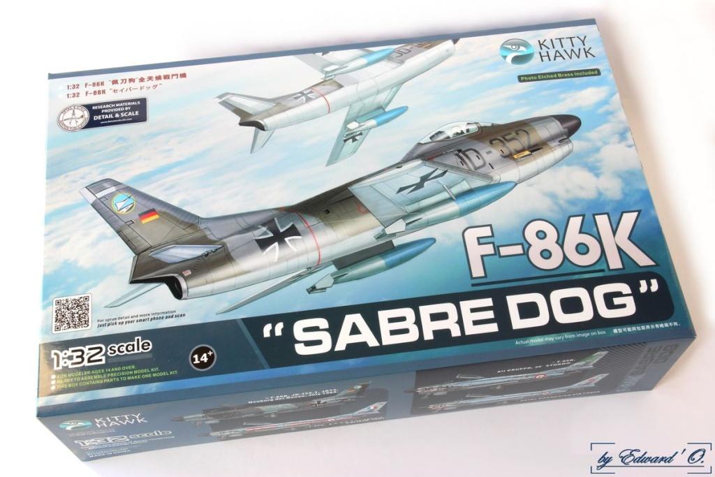 Kit reviewk F-86 K Kitty Hawk 1/32 F-86_k10