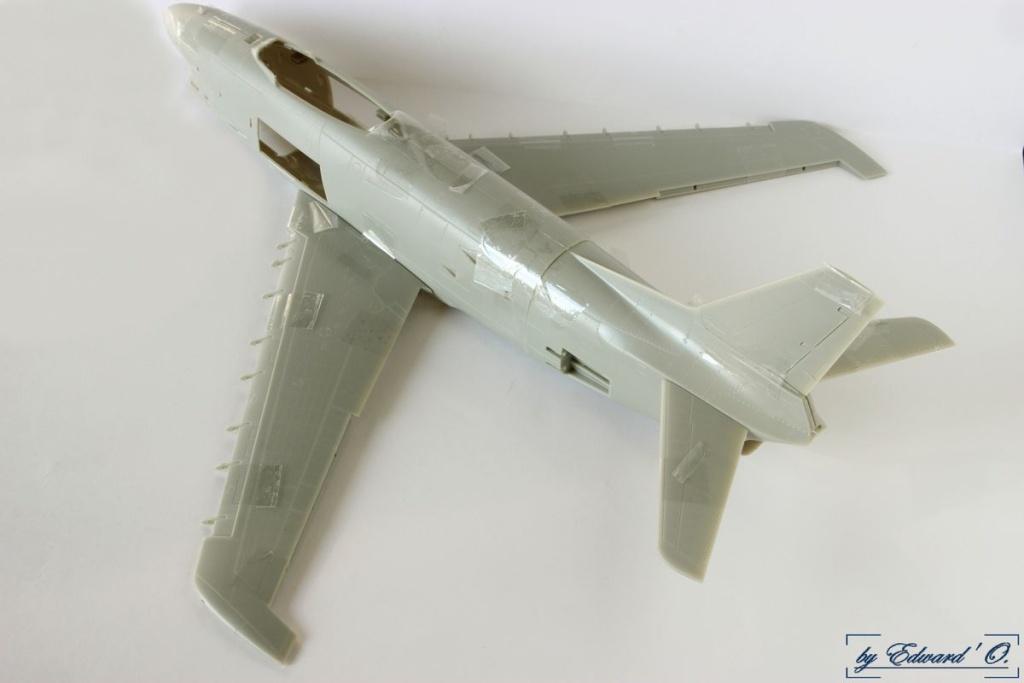 Kit reviewk F-86 K Kitty Hawk 1/32 F-86_k21