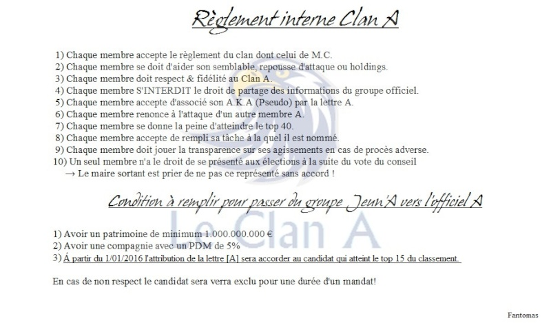 Règlement intérieur du clan A Lois_c10