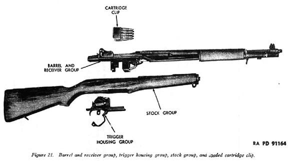 Fusil Garand M1 Garand18