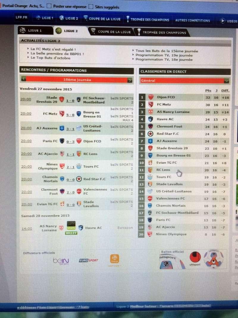 Lens saison 2015 - 2016 - Page 3 Result10