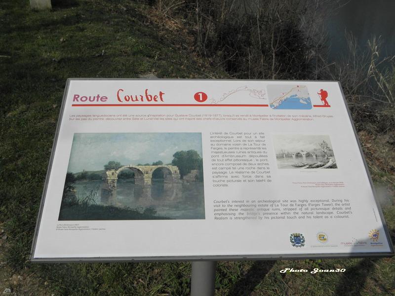 Le pont romain d'Ambrussum à Villetelle (34) 07-p3110