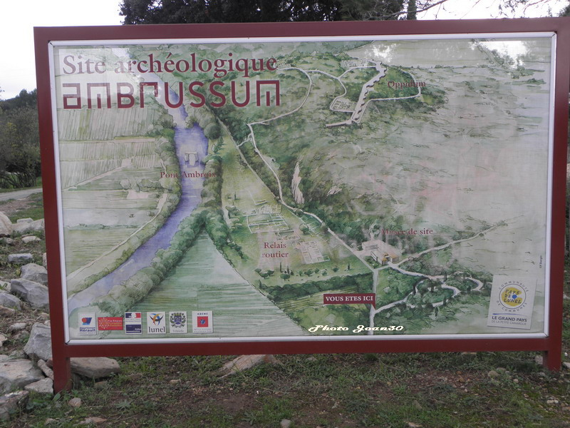 Le pont romain d'Ambrussum à Villetelle (34) 08-pb210