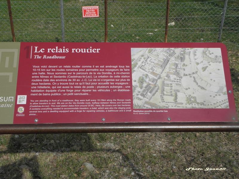Le pont romain d'Ambrussum à Villetelle (34) 09-p3110