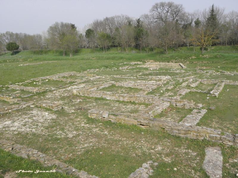 Le pont romain d'Ambrussum à Villetelle (34) 10-p3110