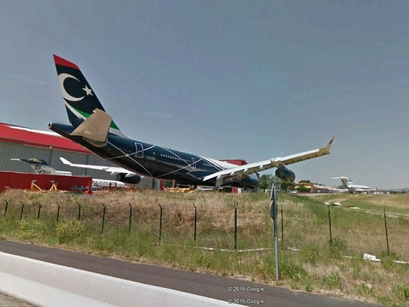 STREET VIEW : Les avions - Page 7 Airbus10
