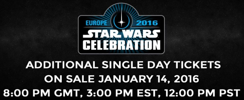 Star Wars Celebration Europe 2016 Single10