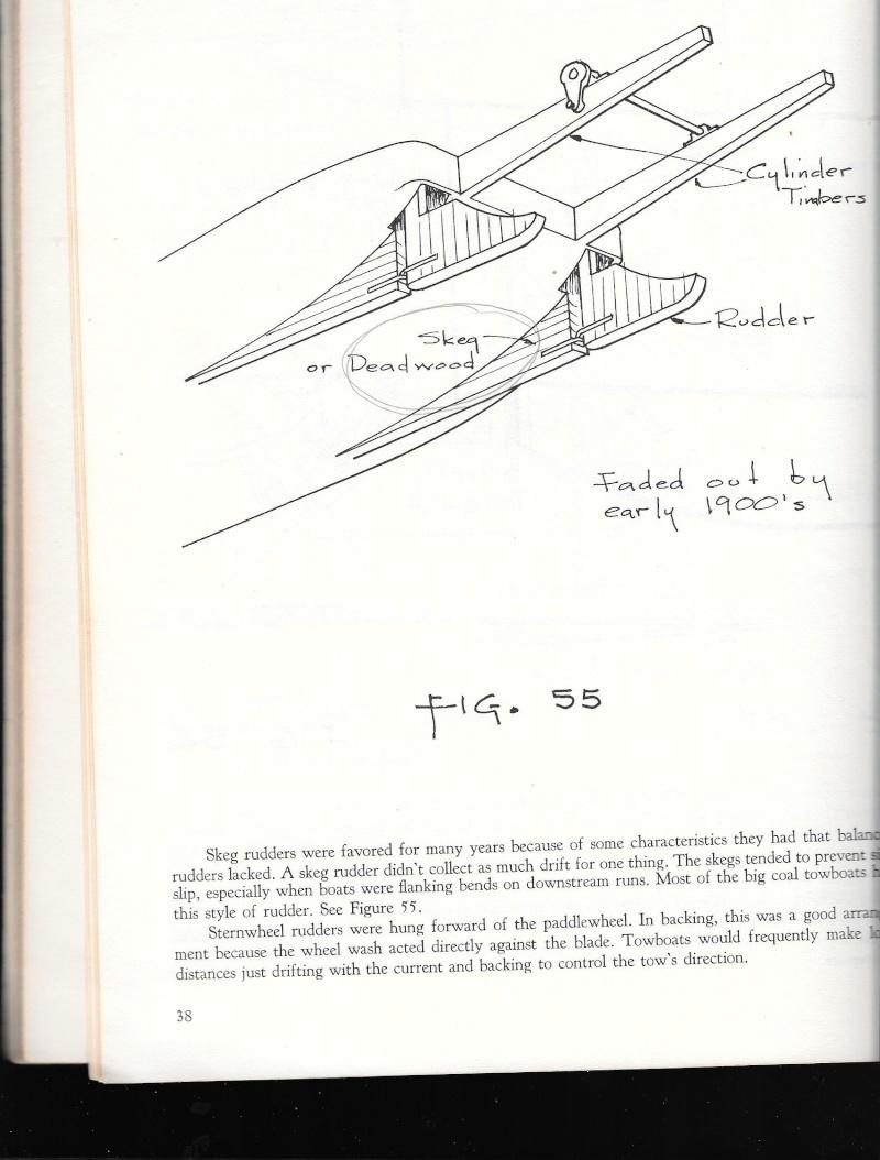 Le Marieville mississipi boat au 1/50° sur plan  - Page 2 Safran11