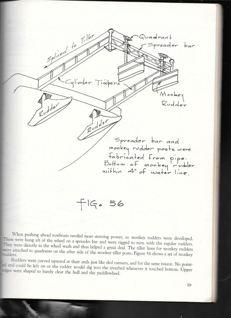 Le Marieville mississipi boat au 1/50° sur plan  - Page 2 Safran12