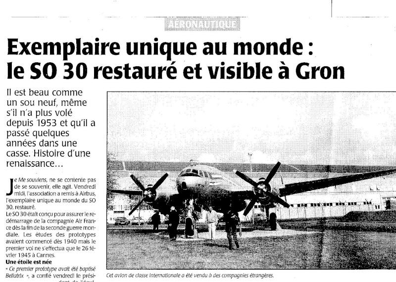 [Les anciens avions de l'Aéro] SO 30-P Bretagne - Page 3 So30p_10