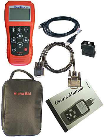 Scanner DTC Maxidiag EU702 CAN-BUS OBD2 Parts10