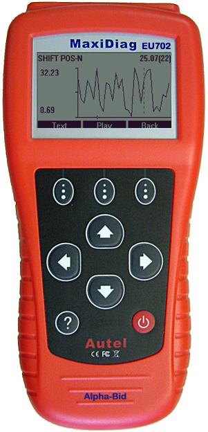 Scanner DTC Maxidiag EU702 CAN-BUS OBD2 Unit10