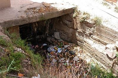 Etapes successives de dégradation de l'environnement a Chtouka Ait baha Mimoun41