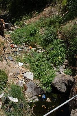 Etapes successives de dégradation de l'environnement a Chtouka Ait baha Mimoun42