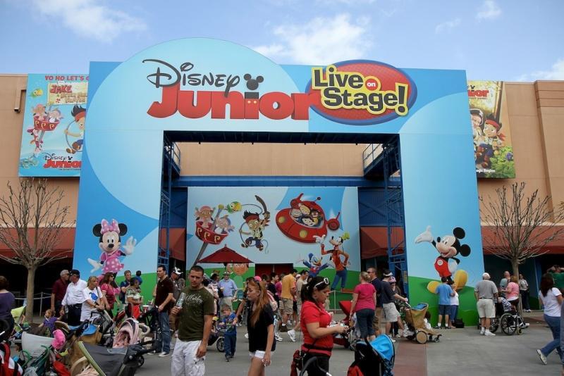 [Disney's Hollywood Studios & Disney California Adventure] Disney Junior Live on Stage! (2011) Disney21