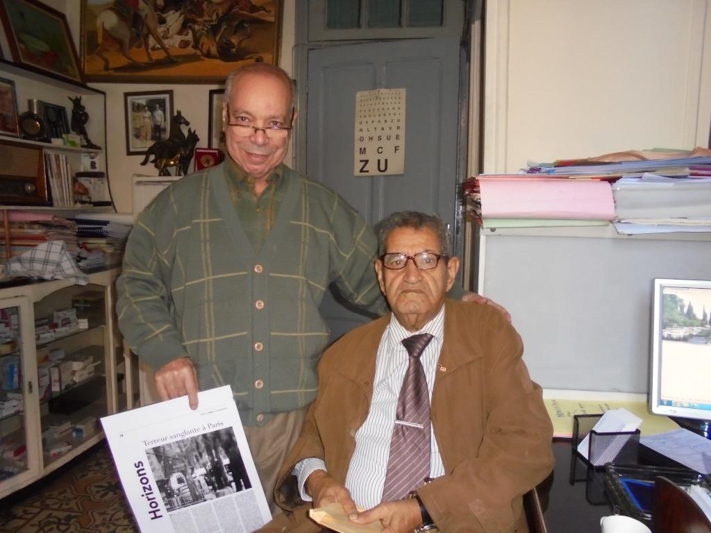 Biographie sommaire de l'Administrateur du Forum Dr IDRISSI MY AHMED Dsc05514