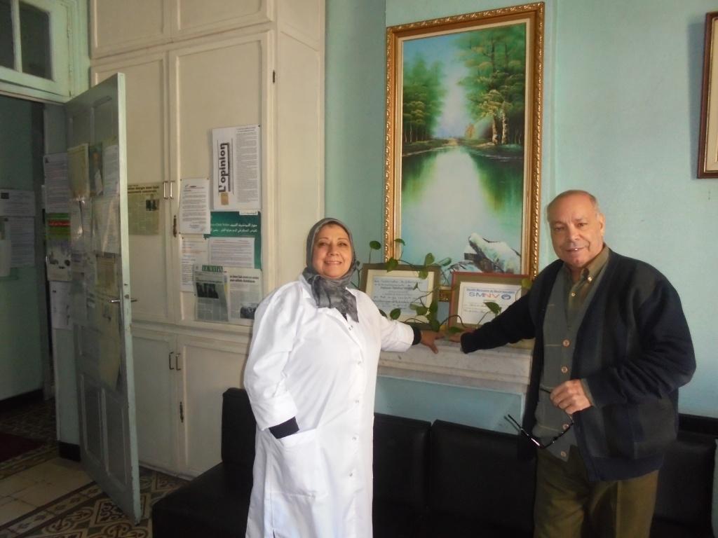 Biographie sommaire de l'Administrateur du Forum Dr IDRISSI MY AHMED Dsc05613