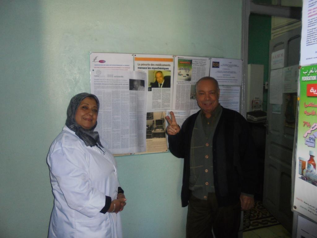 Biographie sommaire de l'Administrateur du Forum Dr IDRISSI MY AHMED Dsc05615