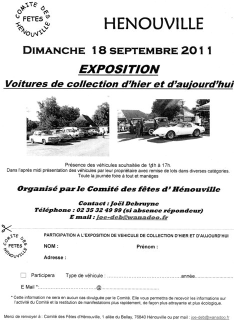Expo voitures de collections a HENOUVILLE Img03210