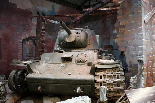 KV-1e modèle 1940(Kliment Voroshilov) 34289310