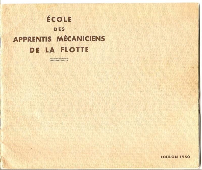 ÉCOLE DES APPRENTIS MÉCANICIENS DE LA FLOTTE - TOME 2 - Page 3 Numari10