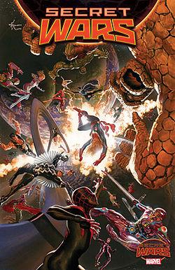 Les Comics (Marvel, DC,...), vos avis, critiques et coups de coeur - Page 7 Secret10