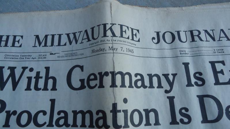 Postez vos authentiques journaux à date historique ! Dsc00410