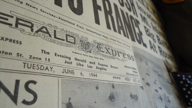 Postez vos authentiques journaux à date historique ! Dsc06910
