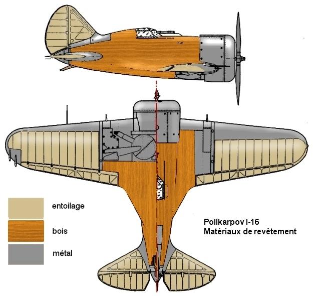 Montage: Polikarpov I-16 type 10 1/72 _doc_m10