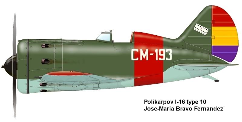 Montage: Polikarpov I-16 type 10 1/72 _doc_p12
