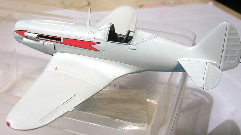 Montage: MiG3 fin de série, Hobby Boss 1/72 - Page 2 Montag20