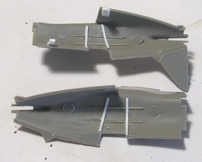 Montage: Polikarpov I-16 type 10 1/72 Montag32