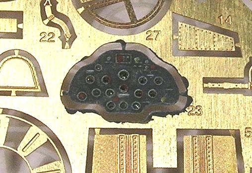 Montage: Polikarpov I-16 type 10 1/72 Montag33