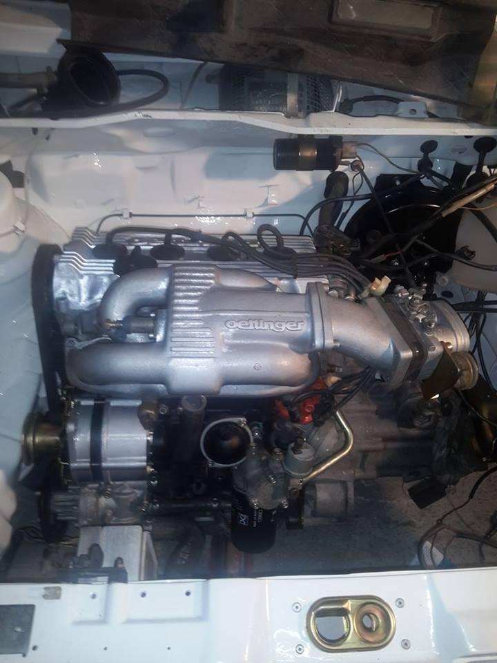 remise en état moteur  compartiment 12570810