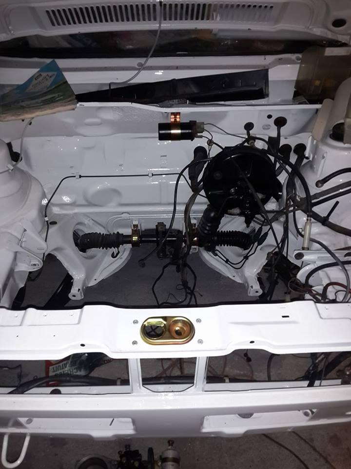 remise en état moteur  compartiment 12576210