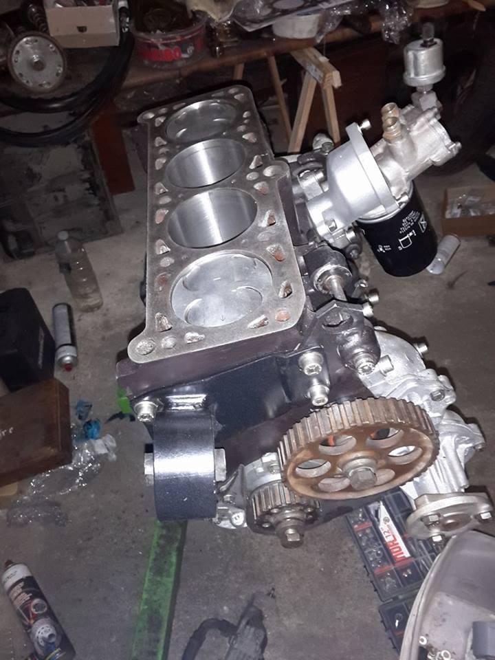 remise en état moteur  compartiment 12584110