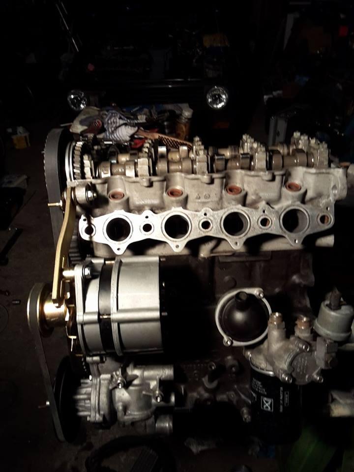 remise en état moteur  compartiment 12584111