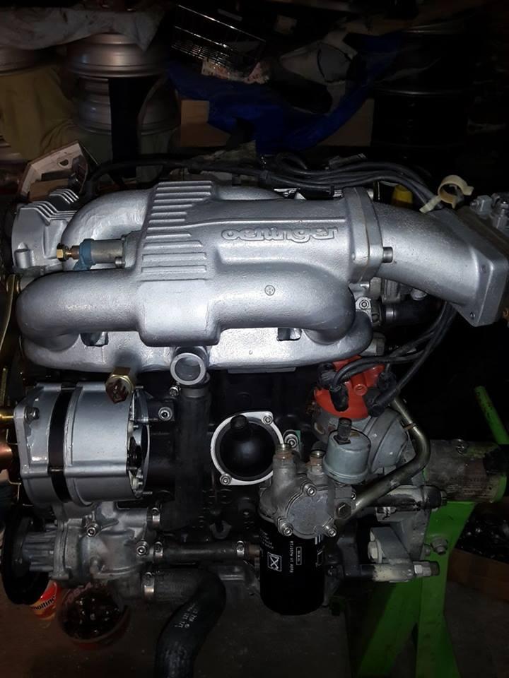 remise en état moteur  compartiment 12584113