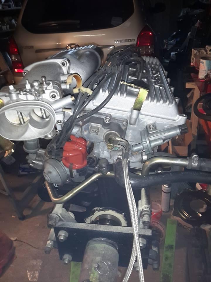remise en état moteur  compartiment 12606810
