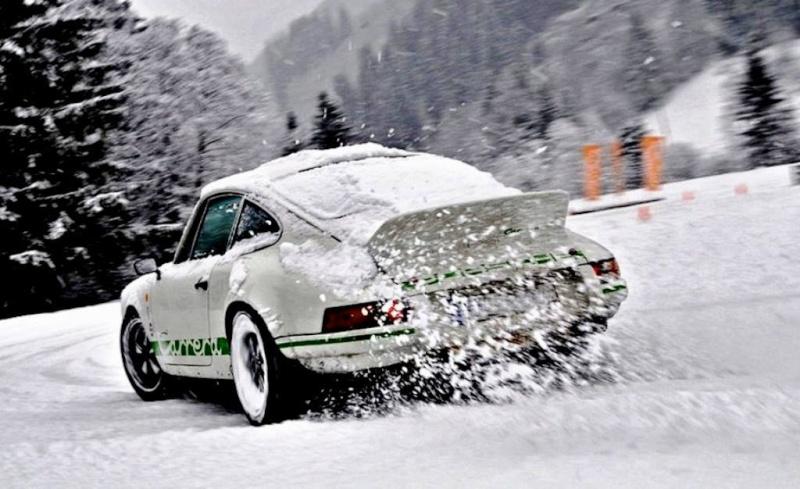 Porsche en hiver - Page 2 10733910