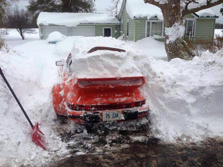 Porsche en hiver - Page 3 12509813