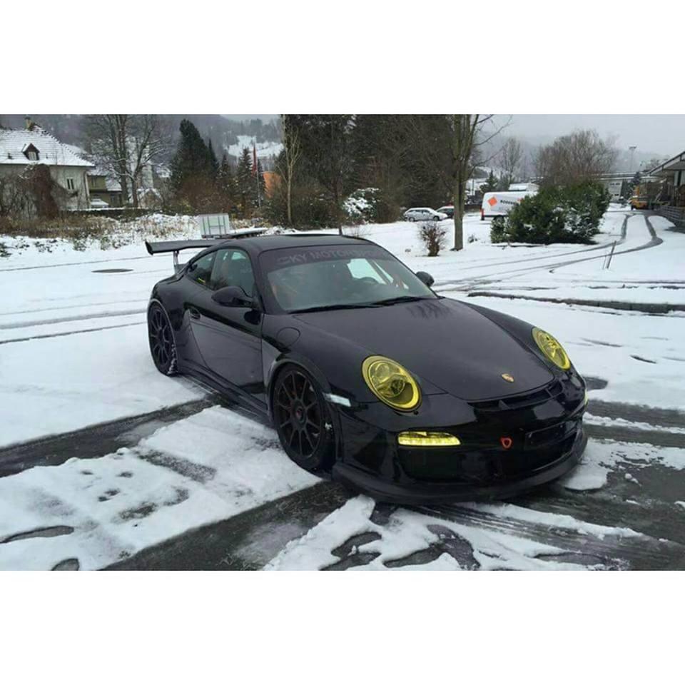 Porsche en hiver - Page 2 12510412